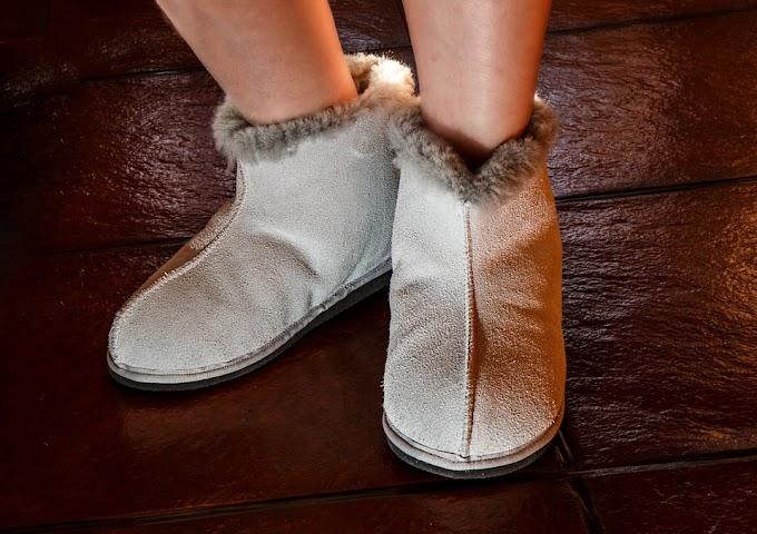Zapatillas de casa para mujer para invierno ¿cuáles elegir?