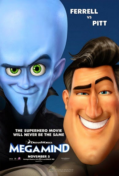 Download Films Megamind (2010) BluRay 720p