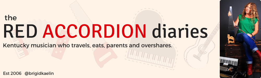 The Red Accordion Diaries