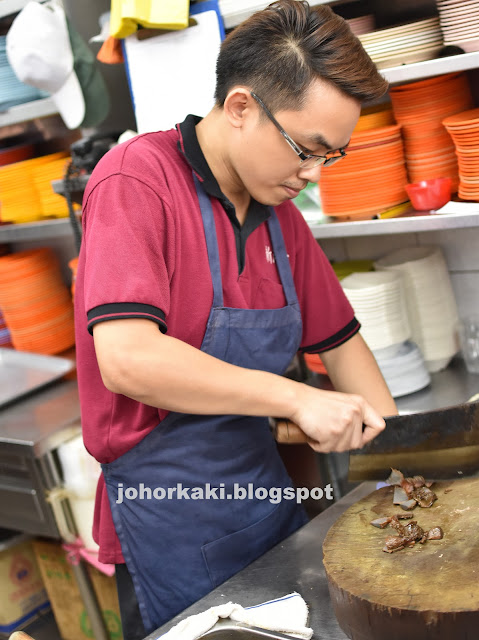 Sin-Hai-Cheng-Braised-Duck-Skudai-JB-新山新海珍卤鸭肉面