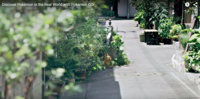 Cara Bermain Pokemon Go