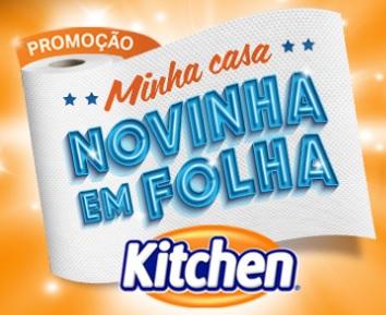 Cadastrar Promoção Kitchen 2020 Minha Casa Novinha em Folha