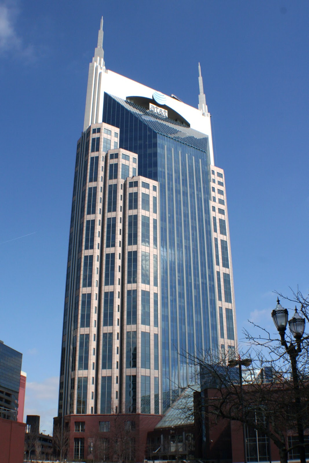 Runstairs Tallest Building In Tennessee