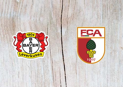 Bayer Leverkusen vs Augsburg - Highlights 08 December 2018