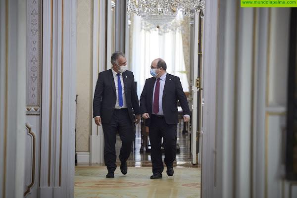Canarias asumirá la gestión y la ordenación de Costas a partir de este verano