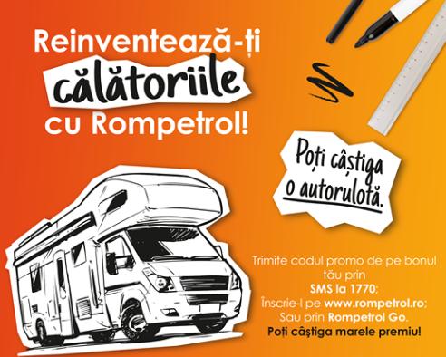 Concurs Rompetrol 2020 - Castiga o autorulota RVSTARS A 35 2020 - castiga.net