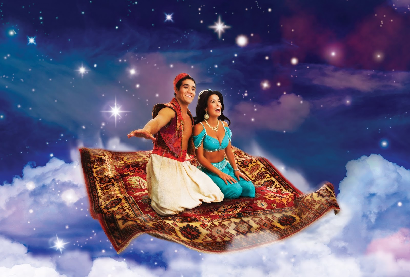 Aladin Fliegender Teppich Aladdin Musical Full Cast Announced For Disney 39s Aladdin