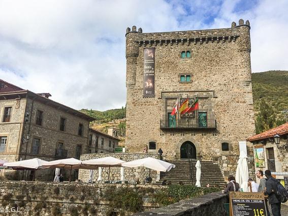 Torre del Infantado. Potes