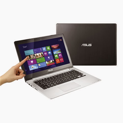Asus Vivobook Touch S300CA Review and Specifications