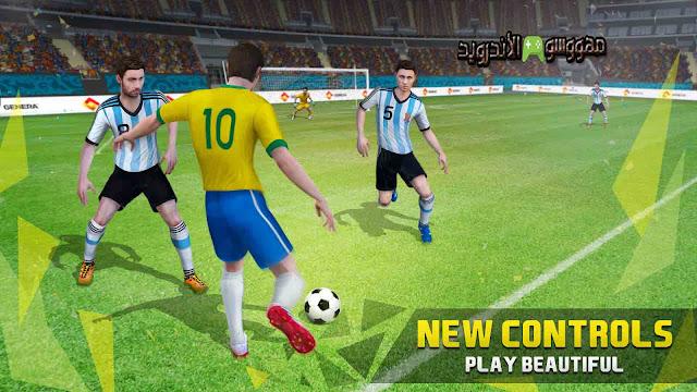 تحميل لعبة Soccer Star 2017 World Legend للأندرويد مهكرة اخر اصدار