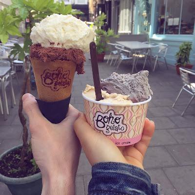 boho gelato brighton