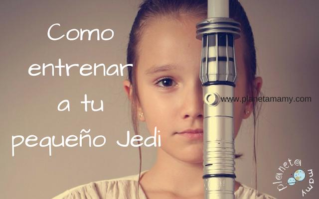 Como entrenar a tu pequeño Jedi - Motivacion estudios niños