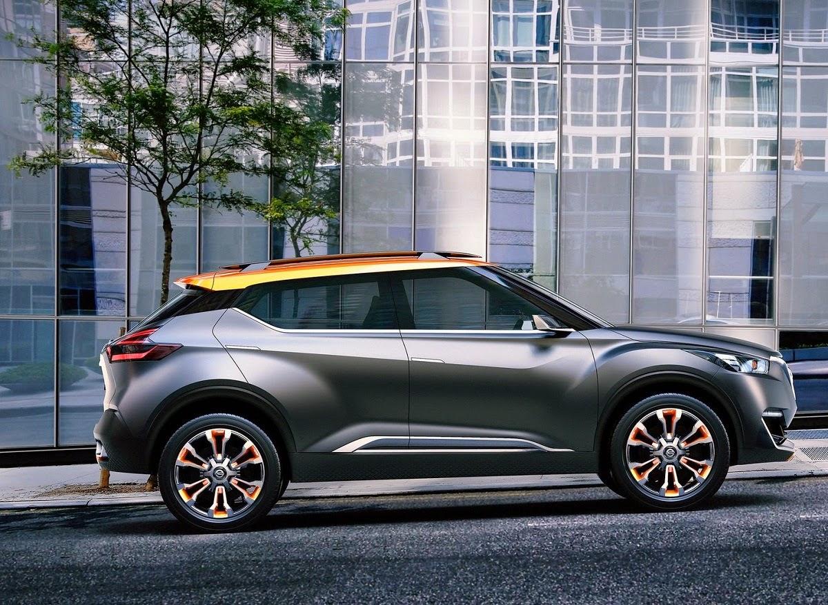 Nissan%2BKicks Nissan Kicks : το νέο crossover που ετοιμάζεται να μπει στην παραγωγή