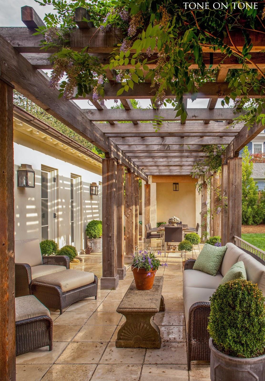 Tone On Tone Interior Amp Garden Design January 2015