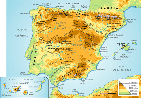 Diverelo La Clase De ámbito Lingüístico Y Social Mapas De España