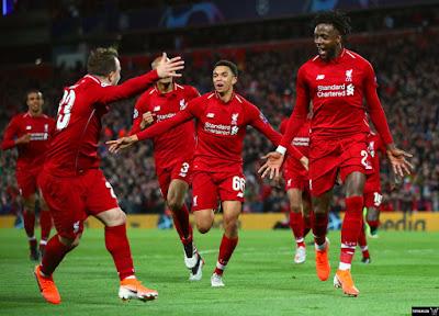 ليفربول و برشلونة 4-0