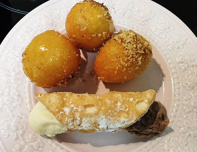 Nikos Cakes, Oakleigh, loukoumada, cannoli
