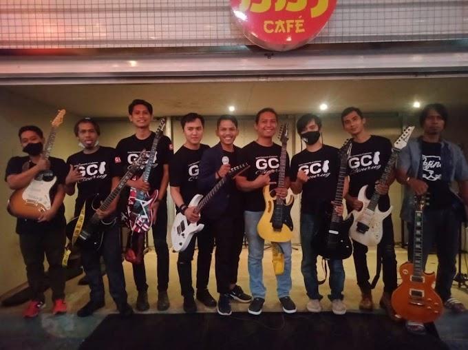 GCI Chapter Cicurug Road To Cafe yang di adakan di BBJ Cafe Sukabumi yang berlokasi di Vila Cantk kota sukabumi.