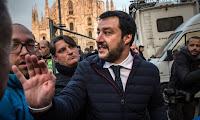Νέοι ''κεραυνοί'' Σαλβίνι προς Γερμανία: ''Η Ελλάδα ξεπούλησε τα λιμάνια της με εντολή της Μέρκελ-Μην τολμήσει το ίδιο στην Ιταλία''