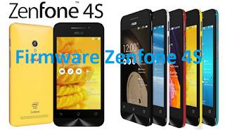 firmware asus zenfone 4s