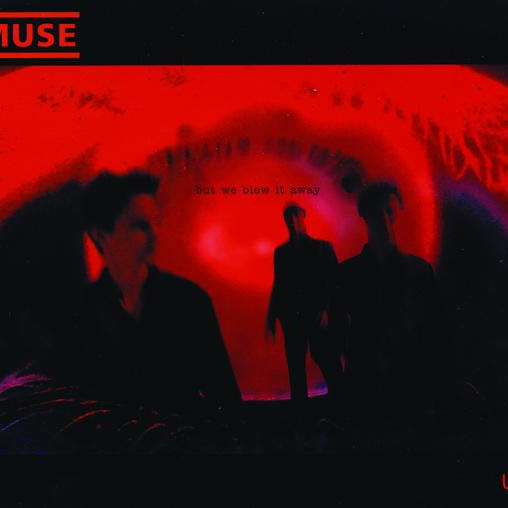 Muse - Uno - EP Cover