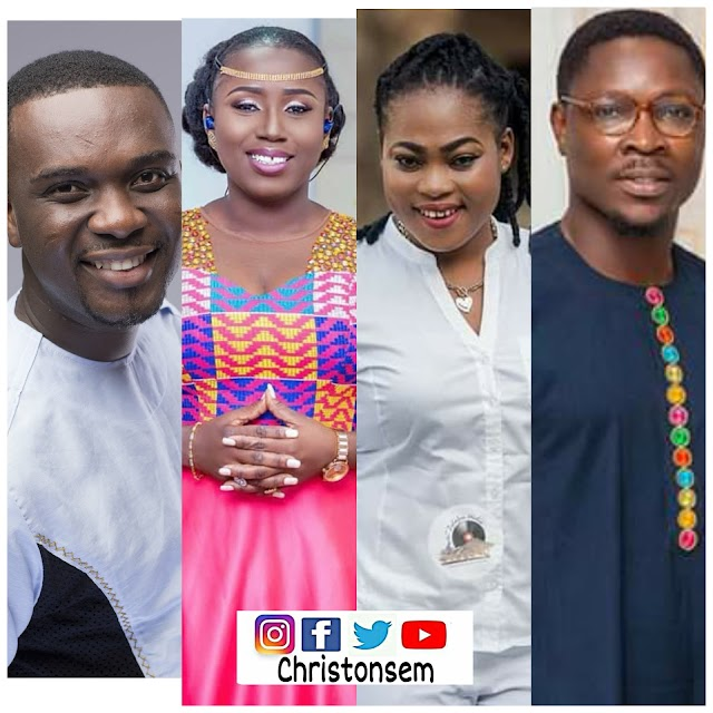 Top 5 Gospel Songs,Events,Artistes Of 2019