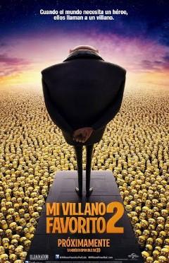 Mi villano favorito 2 (2013) Online latino hd