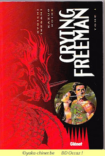 Crying Freeman, tome 1