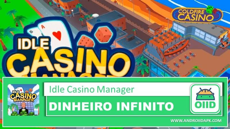 Idle Casino Manager – APK MOD HACK – Dinheiro Infinito