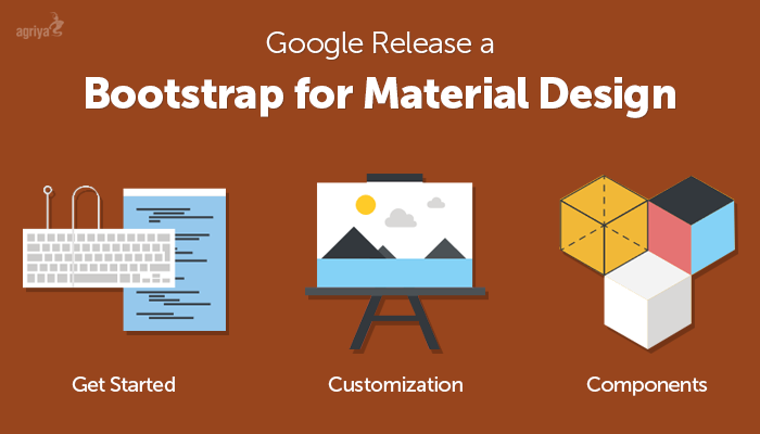 Bootstrap for material design