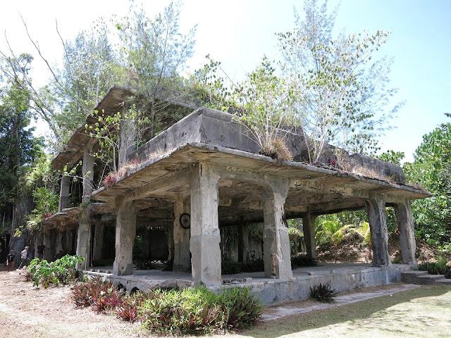Peliliu Palau Tourism Travel