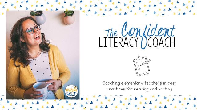 Confident Literacy Coach