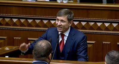 Депутат Шахов захворів на коронавірус