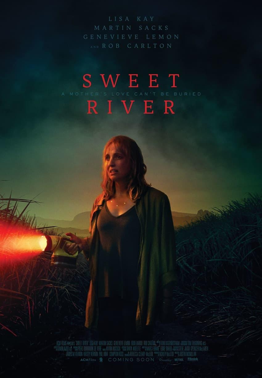 Gravitas Ventures показала трейлер фильма ужасов Sweet River - Постер 2