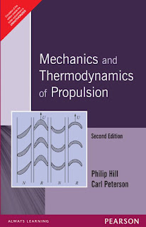 Mechanics and thermodynamics of propulsion by Hill Peterson