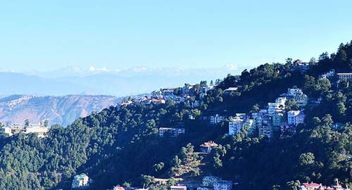 Tourist place shimla