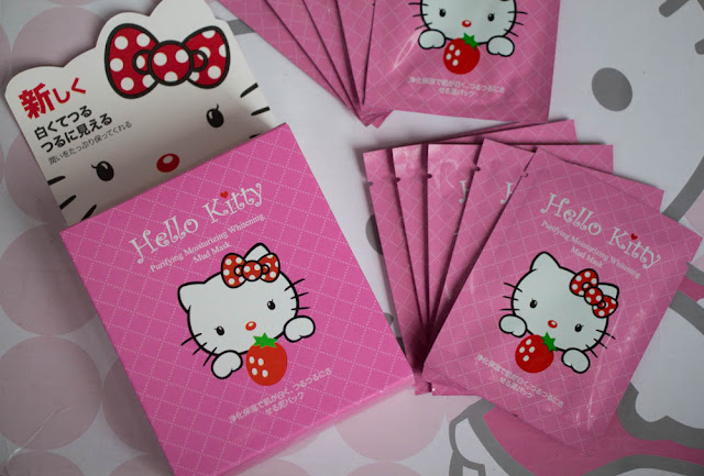 Hello Kitty MASKER LUMPUR HELLO KITTY