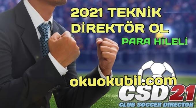 Club Soccer Director 2021 v1.5.0 Sınırsız Para Hileli Mod Apk İndir 2020