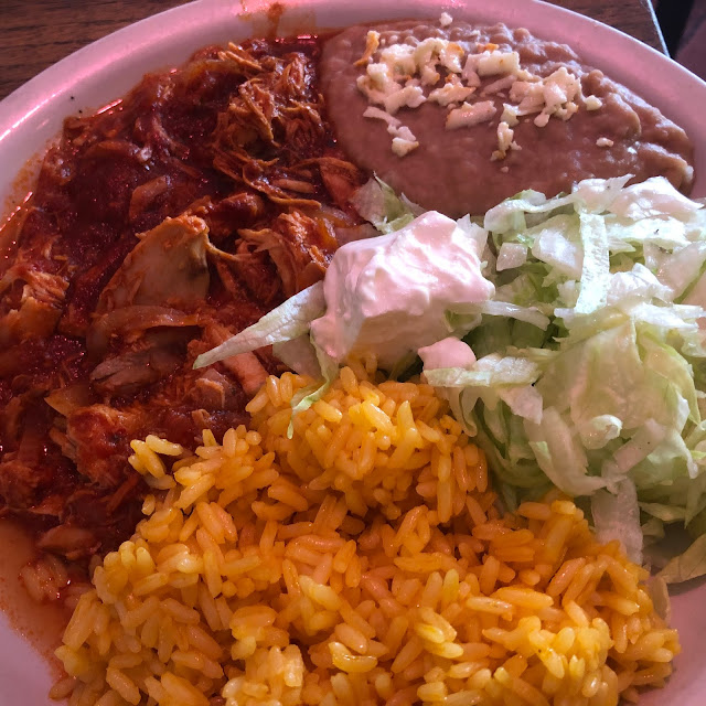 Chicken Tinga is tender and delicious!