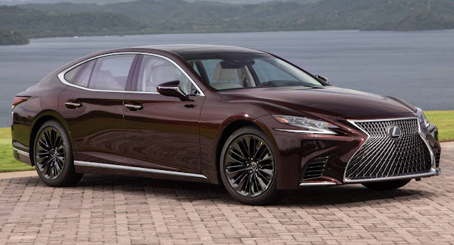 Lexus, Lexus LS, New Cars, USA