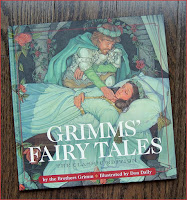 Grimms' Fairy Tales, The Classic Edition cover