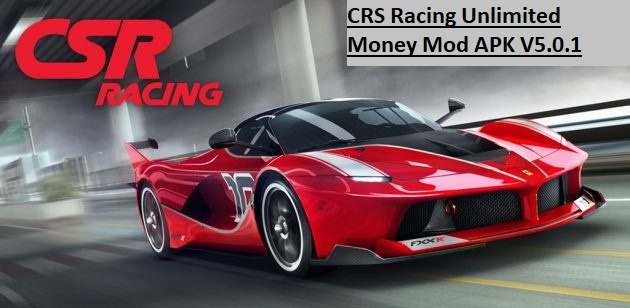 Download CSR Racing Game Unlimited Money Mod APK