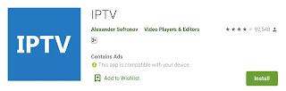 IPTV India IPTV App