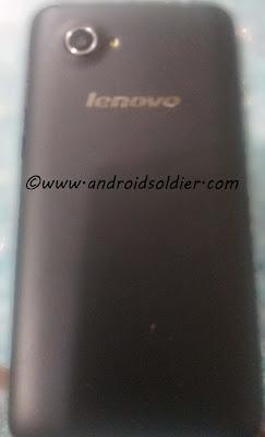 Lenovo A889 Firmware