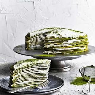Công thức làm bánh Crepe Matcha ngon tuyệt tại nhà 2