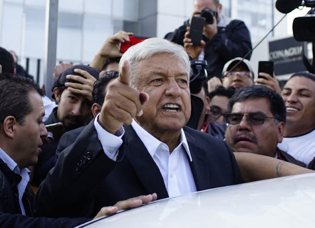 Exclusive: Leftist seen as Mexico's next president after massive win – exit poll