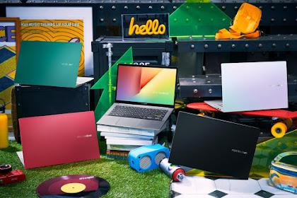 Asus Vivobook S14 S433 Laptop Paling Capable Untuk Generasi Z