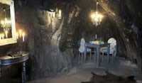 The Sala Silvermine Underground Suite is the world's deepest 500-feet underground hotel, which was chopped from the rock in the 18th century. It's only room contains natural silver furniture. Certainly, this isolated suite is not at all suitable for Claustrophobic patients. When you check in, the guide will offer you a short tour of the Silvermine. Afterwards, you will have to bear the 36 degrees continuous temperature until morning along with the probable side-effects of fear and aloofness.