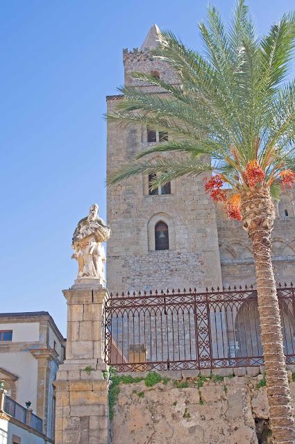 Cefalu widok na katedrę, zabytki w Cefalu, co zobaczyć