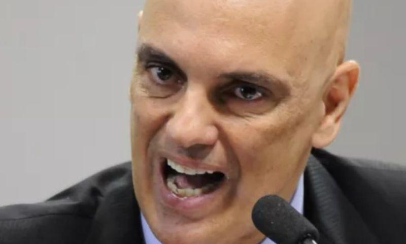 PLANALTO PROTOCOLA PEDIDO DE IMPEACHMENT DE ALEXANDRE DE MORAES NO SENADO